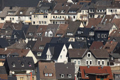 Town Siegen, Germany Royalty Free Stock Image