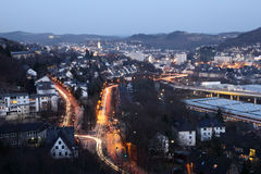 Town Siegen, Germany Stock Images