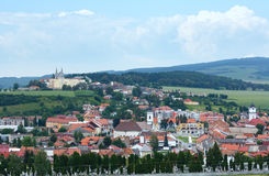 Town in Slovakia. Stock Photography