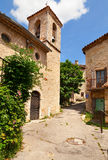 Town in southern France Stock Photography