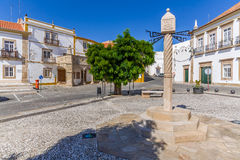 Town Square of Crato Stock Photography