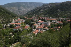 Town of Stolac Royalty Free Stock Photography