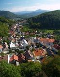 Town of Stramberk Stock Image