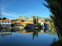 Town Trebinje in Bosnia and Herzegovina Stock Photography