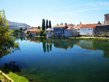 Town Trebinje in Bosnia and Herzegovina Royalty Free Stock Photos