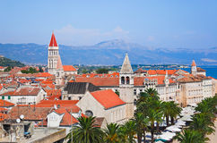 Town Trogir in Croatia Royalty Free Stock Photography