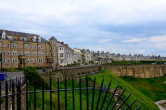 Town of Tynemouth Stock Photography