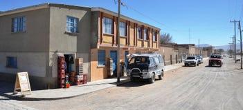 The town of Uyuni Stock Photography