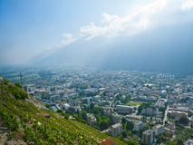 Martigny, Switzerland Royalty Free Stock Images