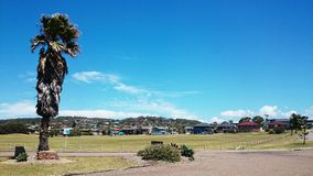 Town View @ Caves Beach, Australia Stock Photography