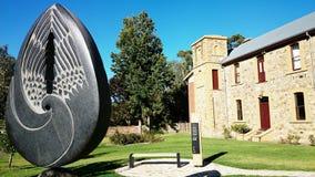 Town View @ Hahndorf Australia. Town view at Hahndorf, South Australia Stock Photos