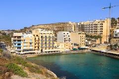 Xlendi, Gozo, Malta Royalty Free Stock Photography