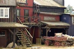 Townbyggnad Royaltyfri Foto