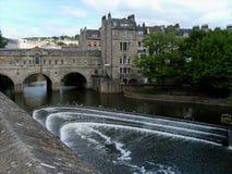 Towncenter de Bath Photo stock