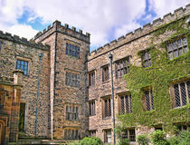 Towneley Hall in Burnley Lancashire Stock Images