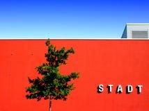 townhall Στοκ Φωτογραφία
