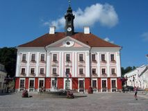 Townhall Fotos de Stock