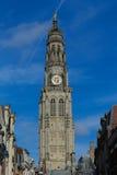 Townhall Arras Στοκ Εικόνα