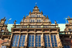 Townhall in Bremen, Germany Stock Photography