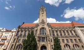 Townhall charlottenburg berlin germany Royalty Free Stock Photos
