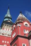Townhall de Subotica Fotografía de archivo libre de regalías