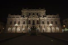 Townhall de Torino Photo stock