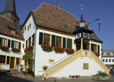 townhall deidesheim Стоковое Изображение RF