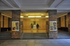 Townhall neuf d'Ostrava Photographie stock