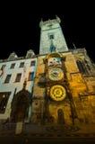 Townhall of Prague Royalty Free Stock Photos