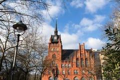 Townhall steglitz Berlin Germany zdjęcia stock