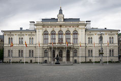 Townhall of Tampere Royalty Free Stock Photo