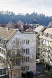 Townhoses in Bern, Switzerland Stock Photography