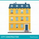 townhouse Imagenes de archivo