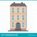 Townhouse Royalty Free Stock Images