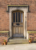 Townhouse door Royalty Free Stock Photography