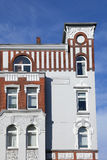 Townhouse fundando do período Fotos de Stock Royalty Free