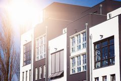 Townhouse Stock Images