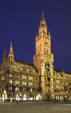 Townhouse in Munich. Bavaria.   Royalty Free Stock Image