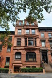 Townhouse New York, New York Royalty Free Stock Photos