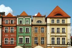 Townhouse in Old Market Stock Photography