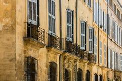 townhouses Obraz Royalty Free