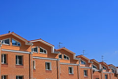 Free Townhouses Stock Images - 4933514