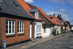 townhouses Images stock