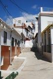 Townhouses, Velez Malaga, Spain. Stock Image