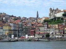 Townscape en Oporto imagen de archivo libre de regalías