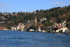 Townscape in istanbul Royalty Free Stock Images