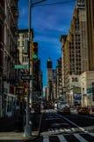 Townscape of Manhattan,New York. Shooting location :  Manhattan, New York royalty free stock photos