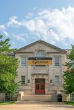 Townsend Hall and College of Education at the University of Miss