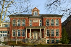 Townsend Industrial School, Newport, Rhode Island Royalty Free Stock Photos