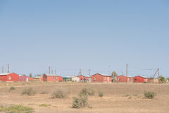 Township in Brandvlei Stock Images
